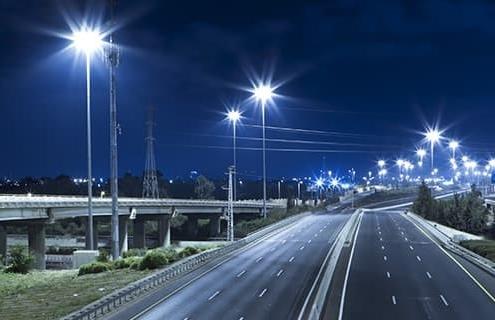 verlichting van windparken